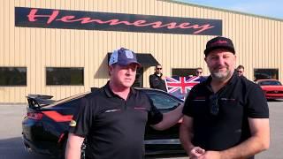 Hennessey in Australia & New Zealand - KPM Motorsport!