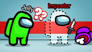 INVISIBILITY MOD In AMONG US As The IMPOSTOR!