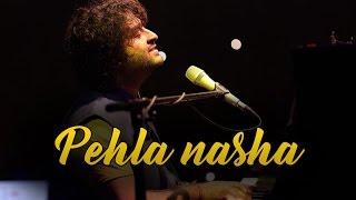 Arijit singh live HD | Pehla nasha medley | Love me thoda aur | Jeena jeena