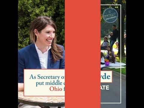 Kathleen Clyde for Secretary of State