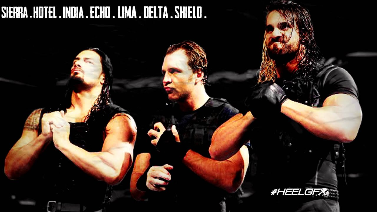 2013 the shield 1st wwe theme song special op - Download pictures of the shield wwe ...