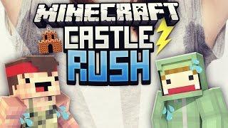 AKTIVER SCHWITZER! - Minecraft CASTLE RUSH - uKU #03 | ungespielt