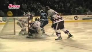 UMass Hockey Highlights From 4-3 Loss To Maine