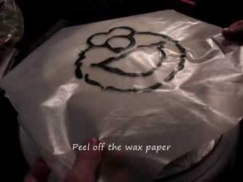 Easiest elmo cake ever youtube pronofoot35fo Image collections