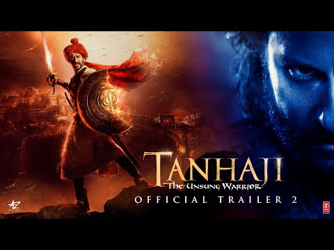 Tanhaji: The Unsung Warrior - Official Trailer 2 | Ajay Devgn , Saif Ali Khan, Kajol