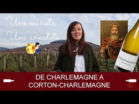 Une minute, une anecdote - De Charlemagne à Corton-Charlemagne