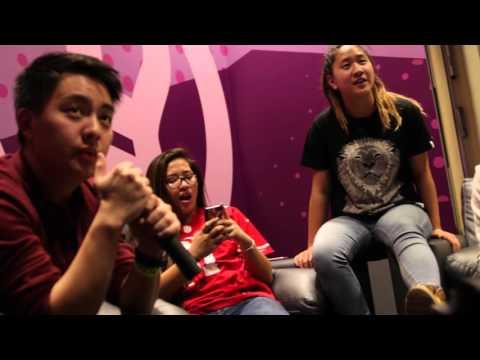 Karaoke Round 1