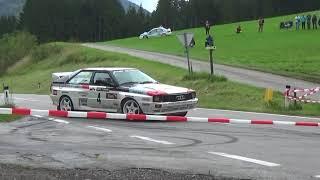 Austrian Rallye Legend 2017 Stoitzner Jürgen-Wiesmüller Klaus