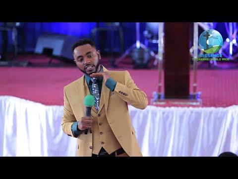 Presence Tv Channel ( እፈጥናለሁ ) July 30, 2017 With Prophet Suraphel Demissie
