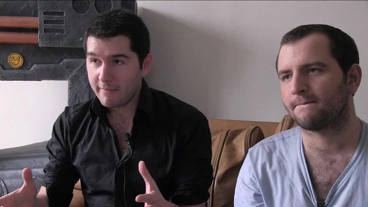 iron squid interview de pomf et thud reportage gamekult