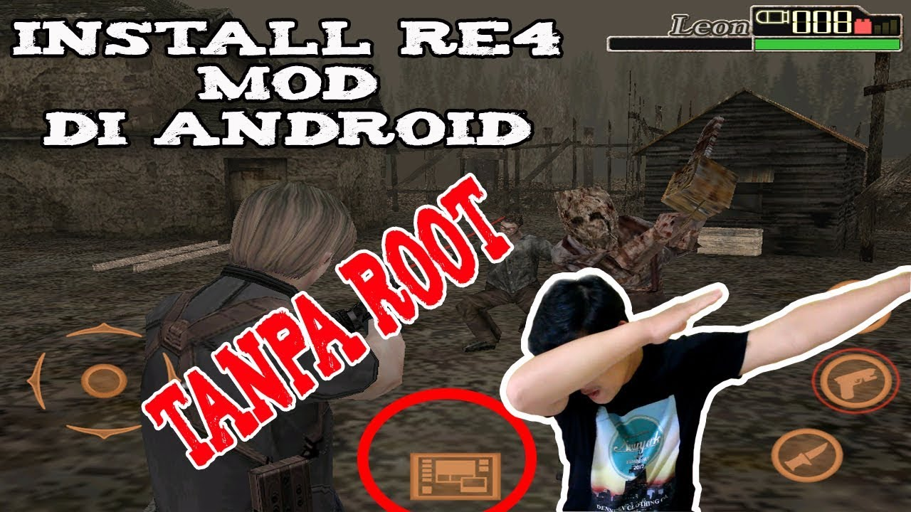 Application Android Game Resident Evil 3 Apk For Android