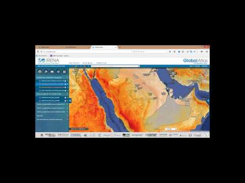 Planning the Energy Transition with Global Atlas 2.0 – Your Online Renewable Energy Prospector
