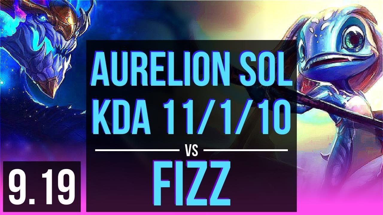 Aurelion Sol Guide Op.gg