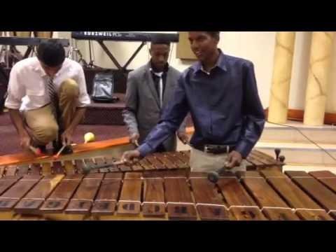 DJ Clock ft Beatenberg- Pluto, on the marimbas
