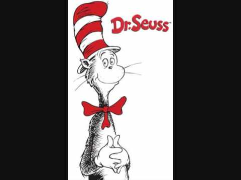 Happy Birthday Dr Seuss Cat In The Hat