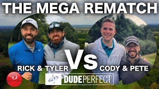 THE RE-MATCH | DUDE PERFECT COURSE VLOG