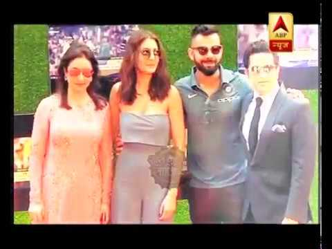 Bollywood and cricket celebrities at Premiere of film Sachin: A Billion Dreams