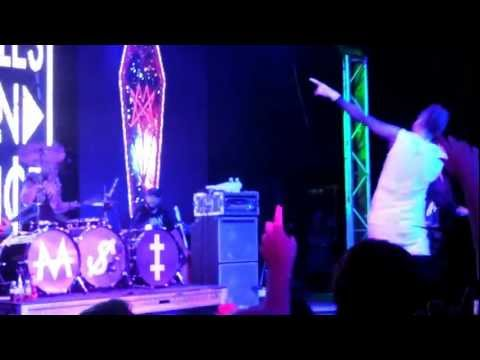 Mindless Self Indulgence - Shut Me Up (Live Billboard, Melbourne 26/2/13)