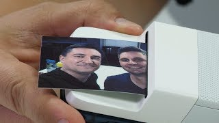 Telefonul care printează poze - [UNBOXING & REVIEW]