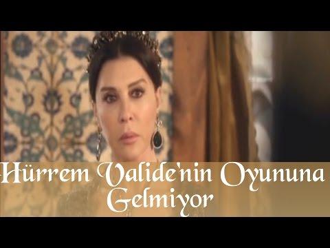 Hürrem Valide Sultanın Oyununa Gelmiyor - Muhteşem Yüzyıl 44. Bölüm
