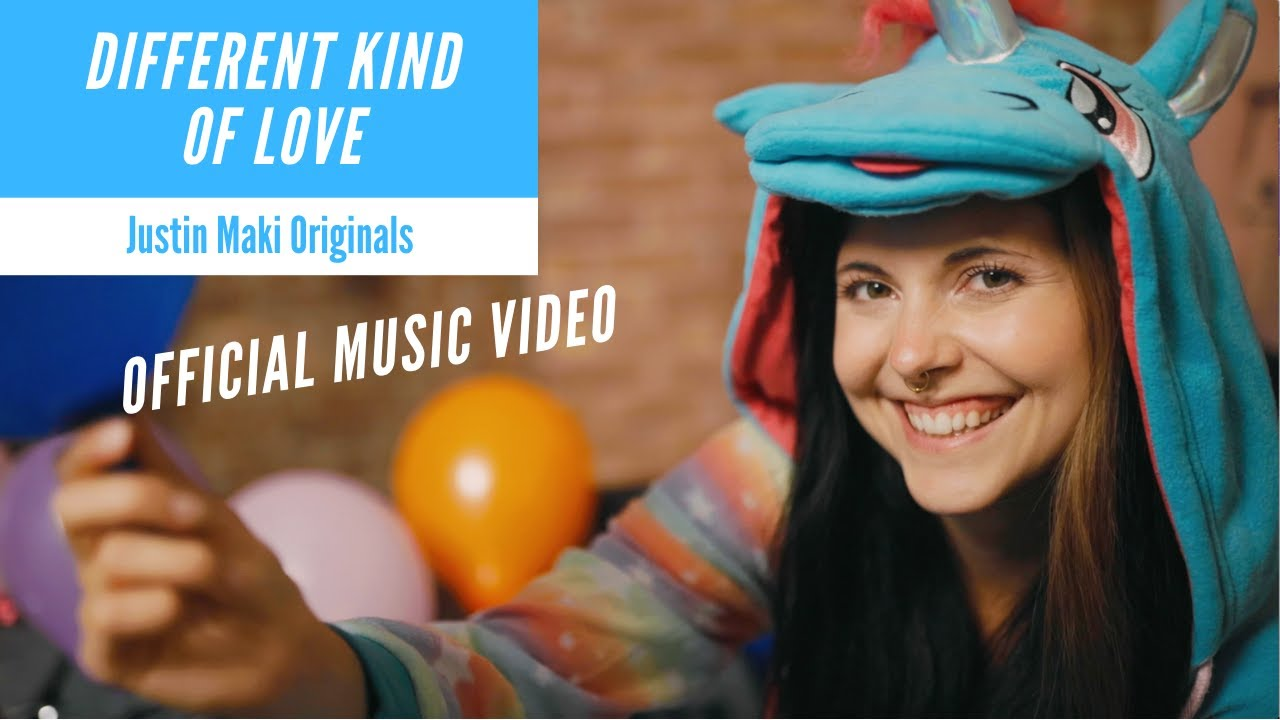Different Kind Of Love - Official Music Video
