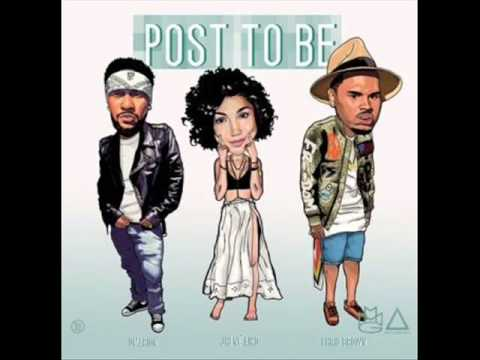 Omarion Feat Chris Brown & Jhene Aiko - Post To Be (NEW RNB SONG NOVEMBER 2014)