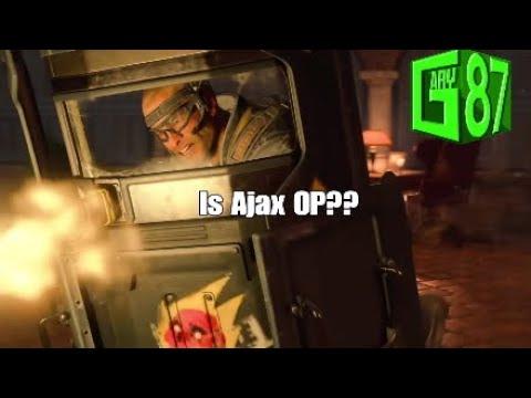 Is Ajax OP? CoD BO4