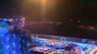 DJ Senzo @ Stadhuisplein Leidens Ontzet 2008
