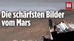 In HD: Die besten Fotos vom Mars