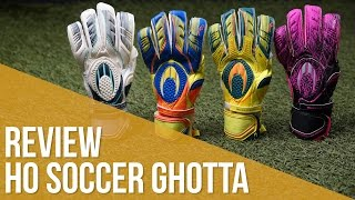 Review HO Soccer Ghotta