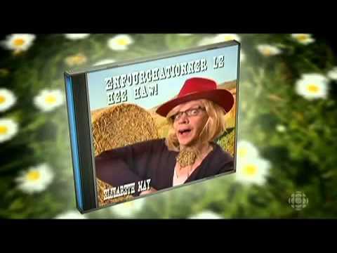 3600 secondes d'extase - Élizabeth May chante !