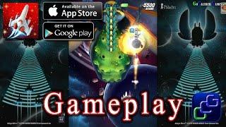 Galaga Wars By BANDAI NAMCO Entertainment Europe Android iOS Gameplay