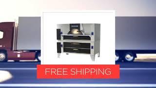 Bakers Pride FC 816 Y 800BL Il Forno Classico Pizza Oven