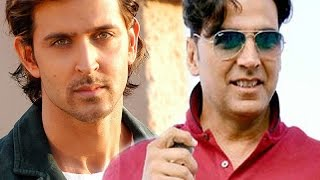 Hrithik Roshan & Akshay Kumar's Twitter batter will leave you SUPRISED | Bollywood News