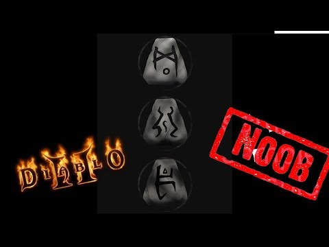 💢 TIPS FOR NEWBS- RUNEWORDS DIABLO 2 💢