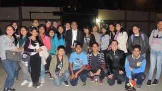 Renovación Carismática Católica - Patty Gallagher en Perú (encuentro con jóvenes - fotos)