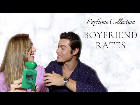 BOYFRIEND Rates My Perfumes!!!