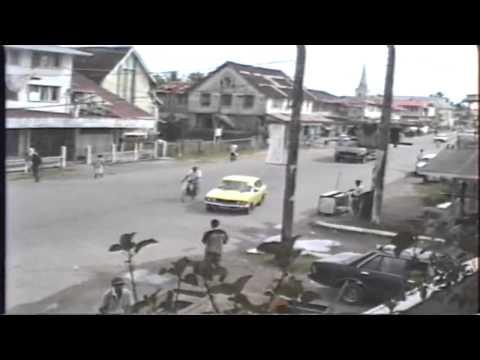 New Amsterdam Berbice, Guyana in 1993
