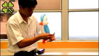Publication Date: 2013-09-14 | Video Title: 2013-2014年度 明愛粉嶺陳震夏中學學生會競選內閣 四