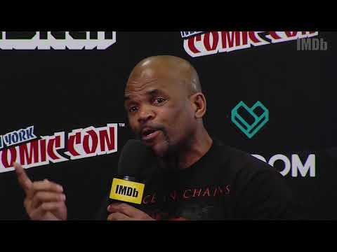 "Darryl ""DMC"" McDaniels Connects Rap to Comic Books | NYCC 2017"