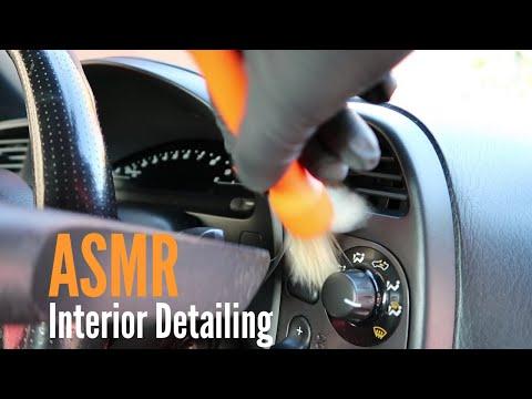 ASMR Full Interior Detailing Honda S2000 AP1