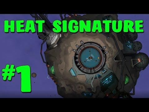 BOUNTY HUNTER | Heat Signature Lets Play #1