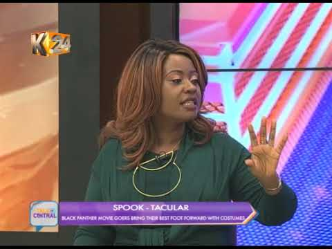 Talk Central: One on one with the 'Power Couple' Cate and Phil Karanja PRT 4