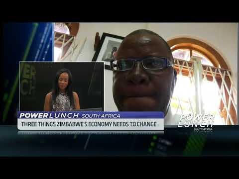 How Zimbabwe can fix its economy - Former FinMin Tendai Biti