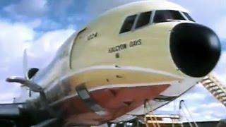 Court Line Lockheed L-1011 TriStar Promo Film - 1973