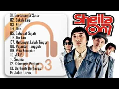 Sheila On7  | Full Album | Lagu indonesia terbaru 2016