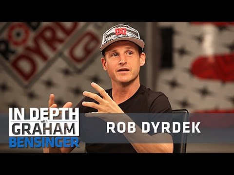 Rob Dyrdek: I made $17 on my $1.8 million movie