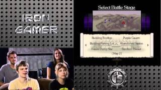 Iron Gamer - Bushido Blade EXTENDED ROUND Dodger vs. Husky