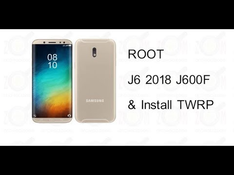 عمل روت لجهاز j6 plus haw to root j600f androiad 9