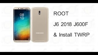 How to root sm j600f